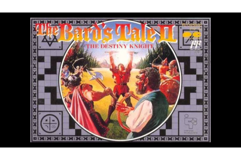 Bard's Tale 2: The Destiny Knight (NES HQ Remake) - Track ...