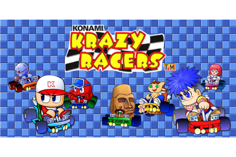 Konami Krazy Racers™ | Game Boy Advance | Games | Nintendo