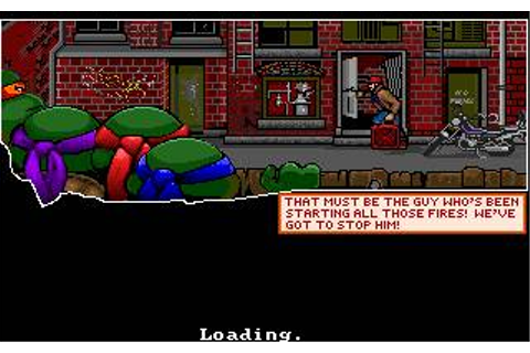 Teenage Mutant Ninja Turtles 3: The Manhattan Missions ...