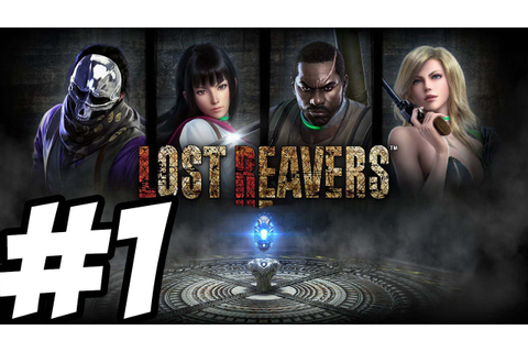 Lost Reavers ( English) Gameplay Walkthrough Part 1 - Wii ...