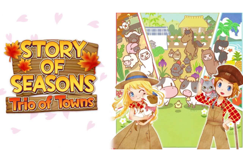 Story of Seasons: Trio of Towns Review - Less Than Great