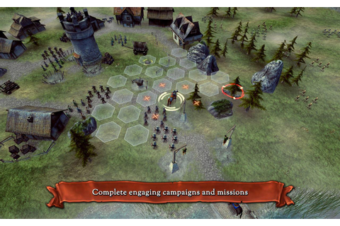 Hex Commander: Fantasy Heroes for Android - APK Download