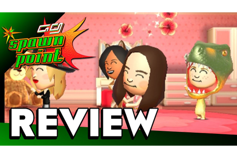 Tomodachi Life | Game Review - YouTube