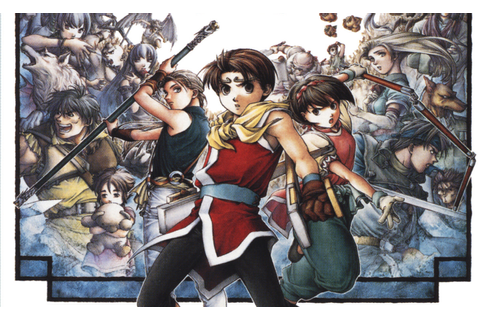 Celebrating 20 years of Suikoden II, the best game ever made