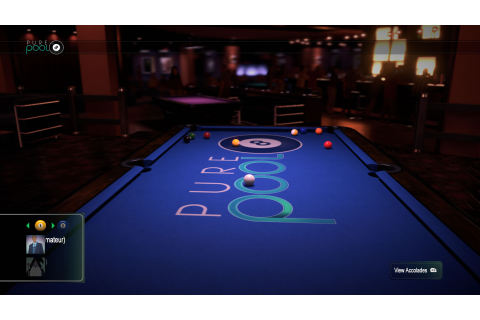 Pure Pool Review – Brash Games