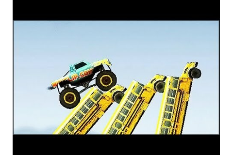 Monster Trucks Nitro Game - YouTube