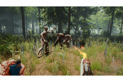 Open-World Survival Game 'The Forest' Gets Beta VR Support ...