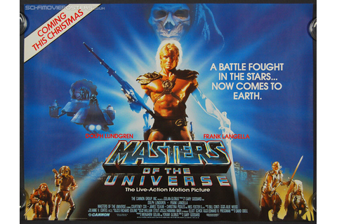 151 Proof Movie: Masters of the Universe Drinking Game ...