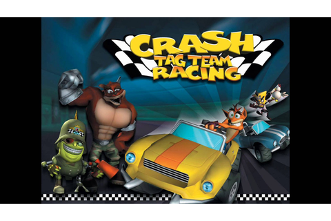 Game PSP Crash Tag Team Racing (CTR) ISO CSO High Compress ...