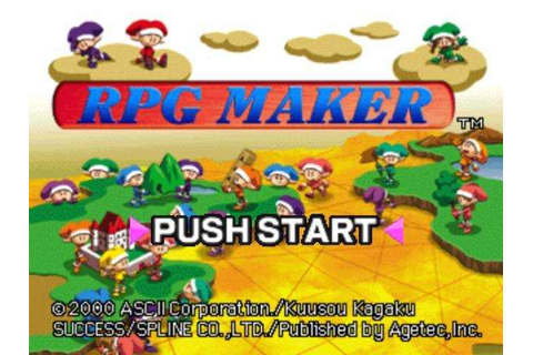 RPG Maker 2000 Download Free Full Game | Speed-New
