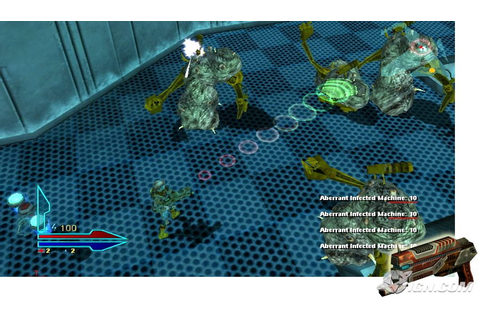 PSPENGINE-FREE PSP GAMES DOWNLOAD: Alien Syndrome