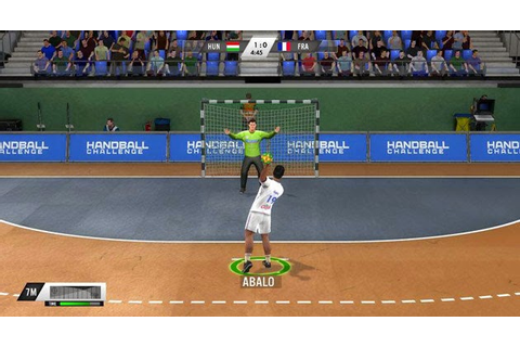 IHF HandBall Challenge 14 Game Free Download ~ Download ...