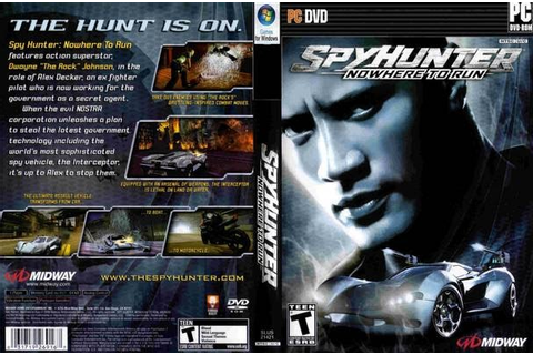 Spy Hunter : Nowhere to Run Highly Compressed 976 MB Full ...