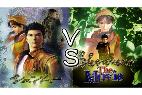 Shenmue - Game vs Movie Dub Differences - YouTube