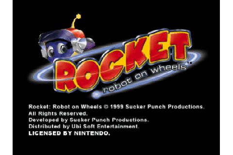 Rocket: Robot on Wheels Screenshots | GameFabrique