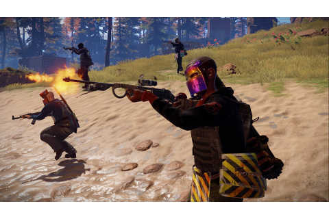 Genre Defining Games: Rust Game Review - One of the most ...