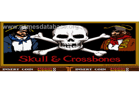 Skull & Crossbones - Arcade - Games Database