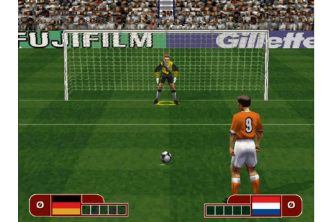 FIFA: Road to World Cup 98 - Retro Games Database ...