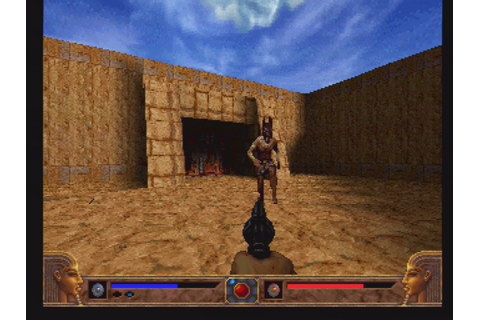 Powerslave Screenshots for PlayStation - MobyGames