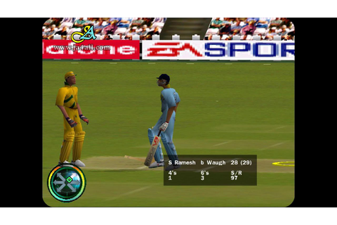 Download EA Sports Cricket 2000 Game - YouTube