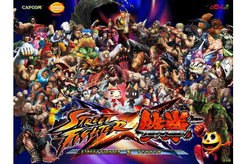 Street Fighter X Tekken Game Download Free For PC Full ...