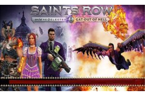 Download Saints Row Gat Out of Hell Game Free For PC Full ...