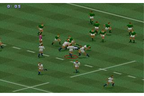 Rugby World Cup 95 Download (1995 Sports Game)