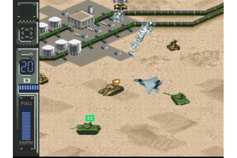A.S.P.: Air Strike Patrol Download Game | GameFabrique