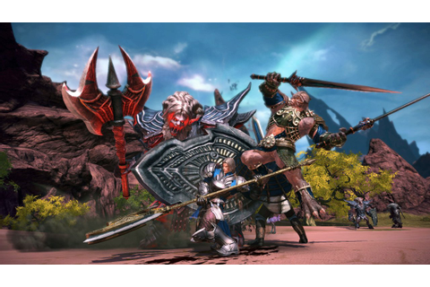 Tera, Another Popular Free-to-Play Action RPG MMO, Is ...
