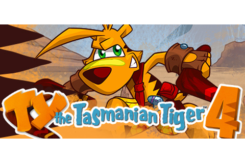 TY the Tasmanian Tiger 4 on Steam