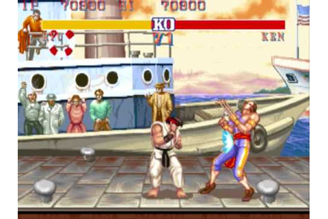 Street Fighter 2 : Rainbow Edition - YouTube