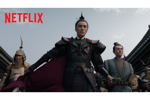 The Rise of Phoenixes I Official Trailer I Netflix - YouTube