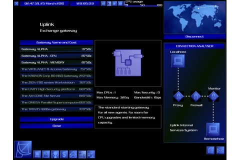 Uplink [Introversion Software] - $4.99 ~ TheAppShack ...