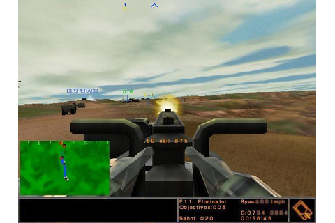 Armored Fist 3 Download (1999 Simulation Game)
