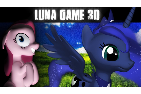Luna Game 3D (Part 1) - Revisiting A Classic! - YouTube