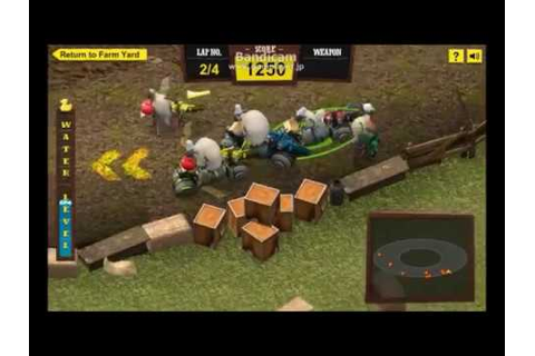 shaun the sheep game 2 - YouTube