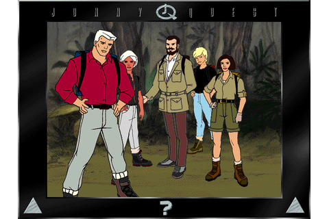 Download Jonny Quest: The Real Adventures - Cover-Up at ...