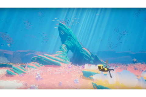 Abzu Official Trailer - E3 2016 - YouTube