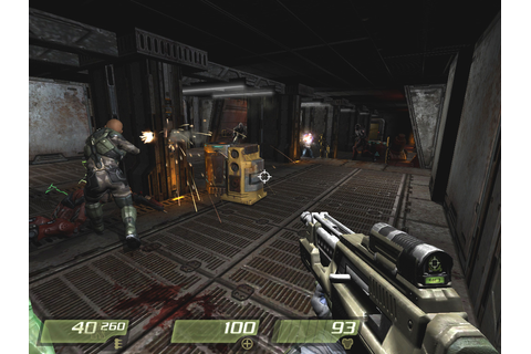 Quake IV free highly compressed game ~ freegamezdownload