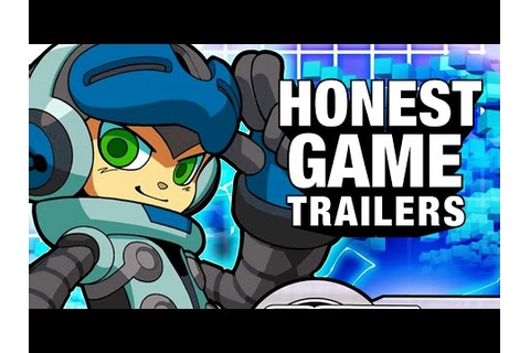 MIGHTY NO.9 (Honest Game Trailers) - YouTube