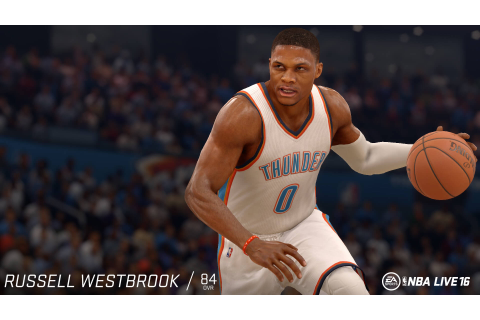 NBA Live 16 Reveals Player Ratings Via Screens