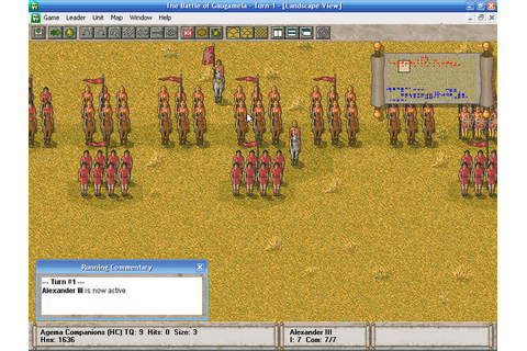 The Great Battles of Alexander (Windows) - My Abandonware