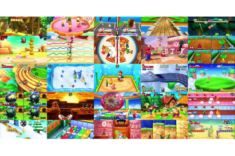 Mario Party's best minigames being collected in Mario ...