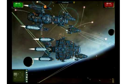Gratuitous Space Battles Gameplay - YouTube