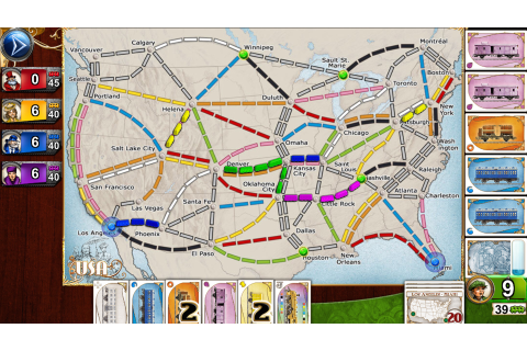 Ticket to Ride: Amazon.co.uk: Appstore for Android