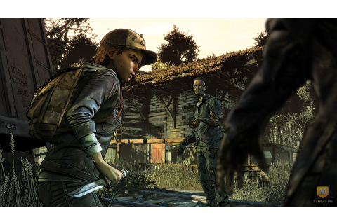 Images, Screens, Artworks de The Walking Dead : l'Ultime ...