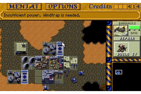 Dune 2 - PC Review and Full Download | Old PC Gaming