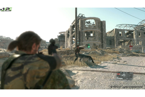 Metal Gear Solid V The Phantom Pain PC Game Download