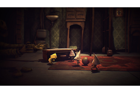 Little Nightmares Free Download - Download games for free!