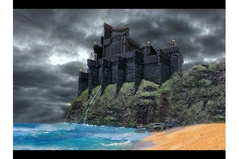 DragonStone - Real Game of Thrones Castle Build in 3D ...